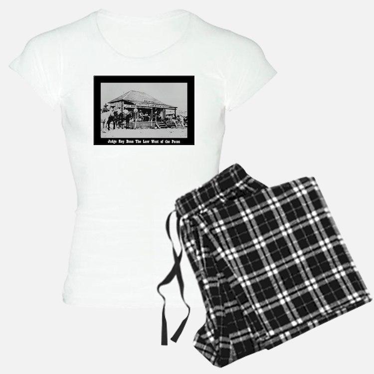 Judge Roy Bean Pajamas