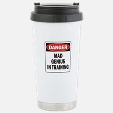 Mad Genius Travel Mug