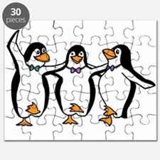 Penguins Dancing Puzzle