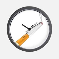 Cigarette Wall Clock