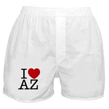 I Heart Arizona Boxer Shorts