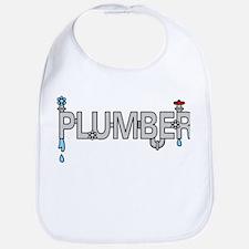 Plumber Pipes Bib
