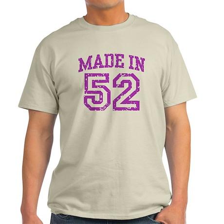 Made in 52 Light T-Shirt