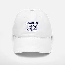Made in 52 Baseball Baseball Cap
