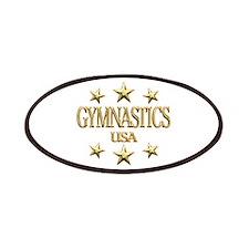 USA Gymnastics Patches