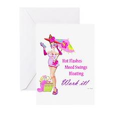 Divas!! Greeting Cards (Pk of 10)