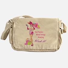 Divas!! Messenger Bag