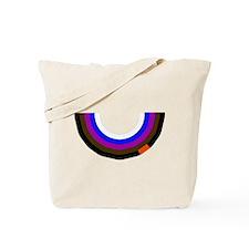 BJJ Loop - Colors of Progress Tote Bag