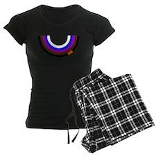 BJJ Loop - Colors of Progress Pajamas