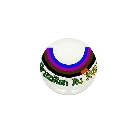 BJJ Loop - Colors of Progress Mini Button (100 pac