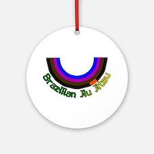 BJJ Loop - Colors of Progress Ornament (Round)