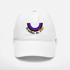 BJJ Loop - Colors of Progress Baseball Baseball Cap