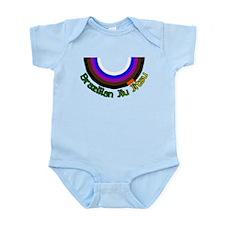 BJJ Loop - Colors of Progress Infant Bodysuit
