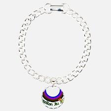 BJJ Loop - Colors of Progress Bracelet