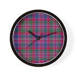 Tartan - MacDonald of Boisdale Wall Clock
