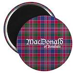 Tartan - MacDonald of Boisdale Magnet