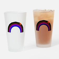 BJJ Loop - Colors of Progress Drinking Glass