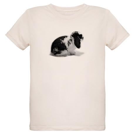 Holland Lop Rabbit - Broken B Organic Kids T-Shirt