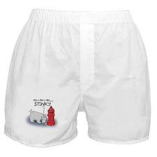 Stinky Scotty Boxer Shorts