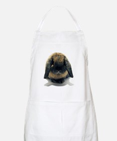 Holland Lop Rabbit Tort Apron