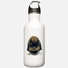 Holland Lop Rabbit Tort Water Bottle