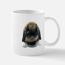 Holland Lop Rabbit Tort Mug