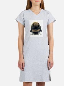 Holland Lop Rabbit Tort Women's Nightshirt