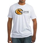 Climbing Fortune Cookie Fitted T-Shirt