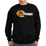 Climbing Fortune Cookie Sweatshirt (dark)