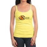 Climbing Fortune Cookie Jr. Spaghetti Tank