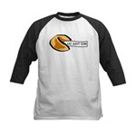 Climbing Fortune Cookie Kids Baseball Jersey