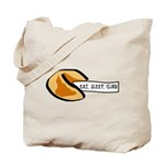 Climbing Fortune Cookie Tote Bag
