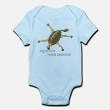 close only counts in HORSE GR Infant Bodysuit