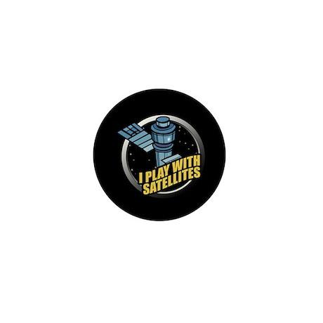Satellite Mini Button (100 pack)
