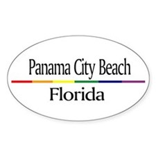 Panama City Beach, Florida RSS (Oval)