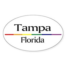 Tampa, Florida RSS (Oval)