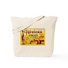 Pennsylvania Beer Label 10 Tote Bag