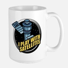 Satellite Large Mug