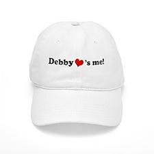 Debby loves me Baseball Cap
