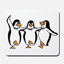 Penguins Dancing Mousepad