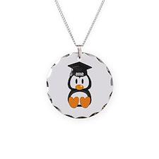 Custom Graduation Penguin Necklace