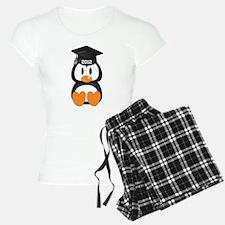 Custom Graduation Penguin Pajamas