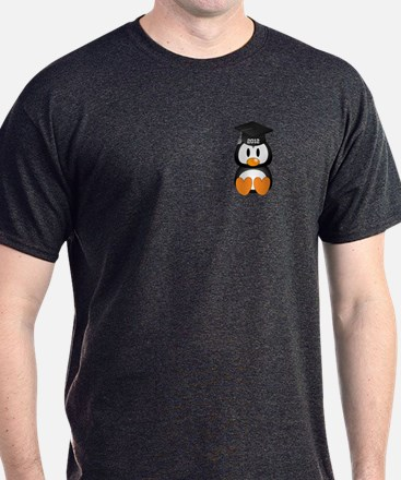Custom Graduation Penguin T-Shirt