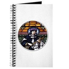St. Rose of Lima Stained Glass Window Journal