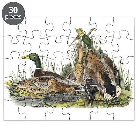 Mallard Ducks Puzzle