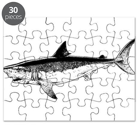 shark drawing Puzzle