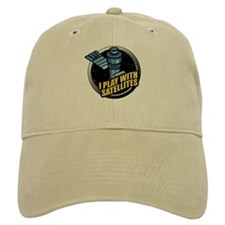 Satellite Baseball Cap