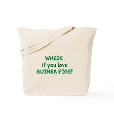 Unique Guinea pig Tote Bag