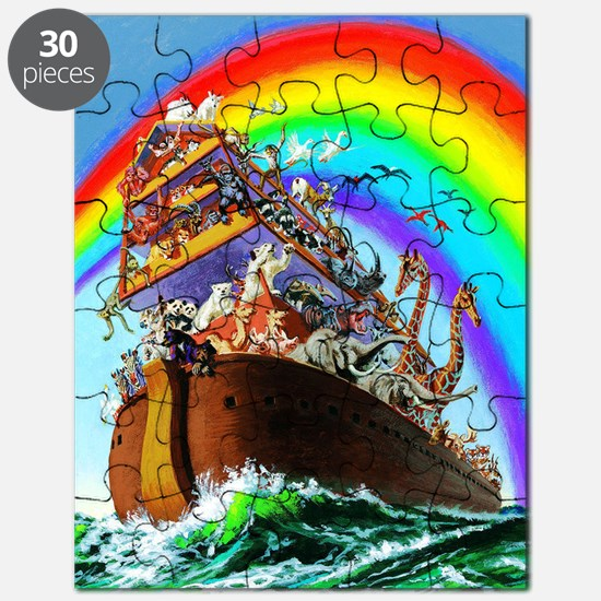 Noah's Ark drawing Puzzle