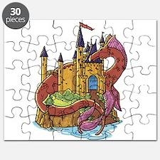 Dragon & Castle Puzzle